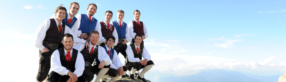 Gruppo ballo folcloristico Ortisei